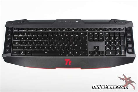 thermaltake challenger pro keyboard review ninjalane