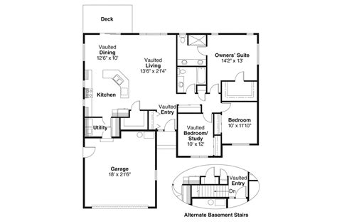 executive ranch floor plans 100 ranch floor plan h107 executive ranch house plans