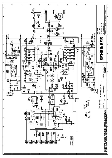 POWER PLAY BEHRINGER MANUAL - Auto Electrical Wiring Diagram