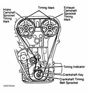 Suzuki Timing Belt Replacement How Do You Change A Timing Belt On 2004 Suzuki Fixya