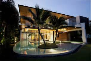 Best Interior Designed Homes Top Residential Architecture Eco Friendly Beach House By