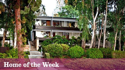 home of the week a neutra designed house in silver lake