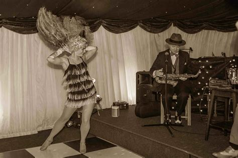 1920s themed events uk 1920s themed birthday parties with the jazz spivs the