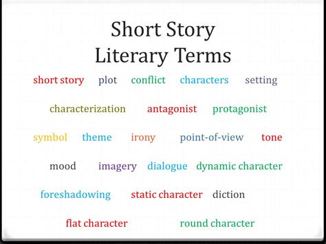 theme definition for short stories introduction and literary terms ppt video online download