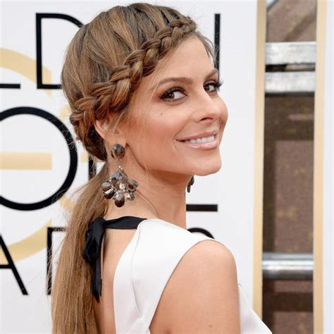braided hairstyles red carpet the best braided hairstyles to steal from the red carpet