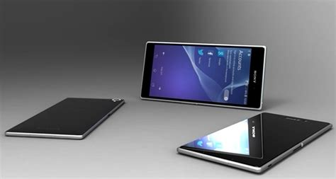 Hp Sony Xperia Z2 Ultra sony xperia z ultra successor could show up at mwc notebookcheck net news