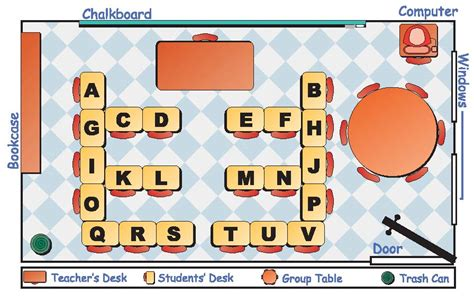 classroom layout for talkative students classroom seating arrangement cake ideas and designs