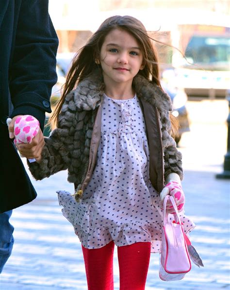 Best Dressed Of The Week Suri Cruise by Suri Cruise To Launch Fashion Line Photo 1