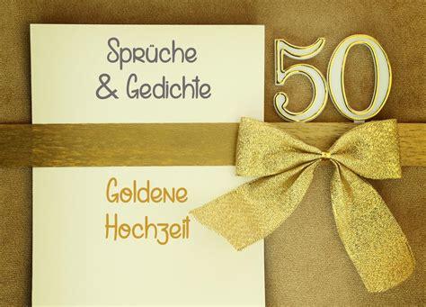 goldene hochzeit spr 252 che gedichte hochzeitsportal24 - Goldene Hochzeit
