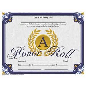 Honor roll gold laurel leaves va919