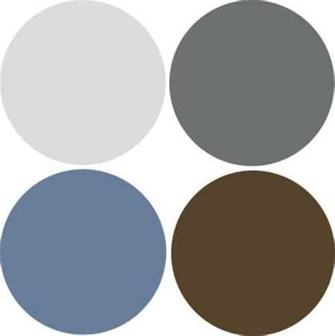 decorating with gray and brown combination modern interior design 9 decor and paint color schemes