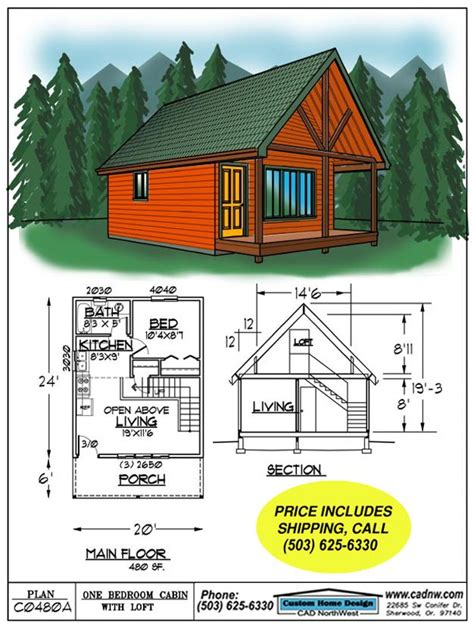 building plans for cabins 1000 ideas about small cabin plans on small
