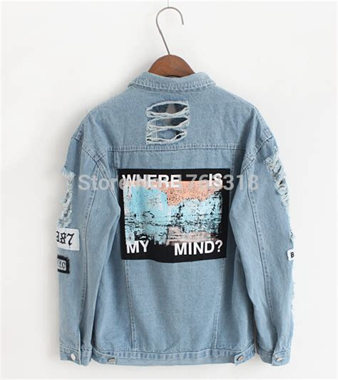 Bf Patch new arrival destroyer embroidery letters bf