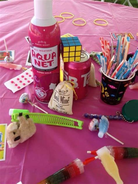 80s table decorations 80 s table decor 40th birthday ideas