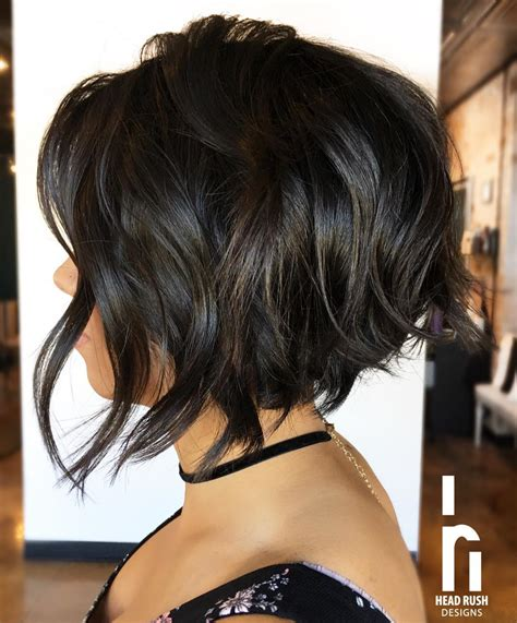short super stacked hair style 30 super hot stacked bob haircuts short hairstyles for