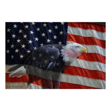 American Eagle Printable Gift Card - american eagle flag print zazzle