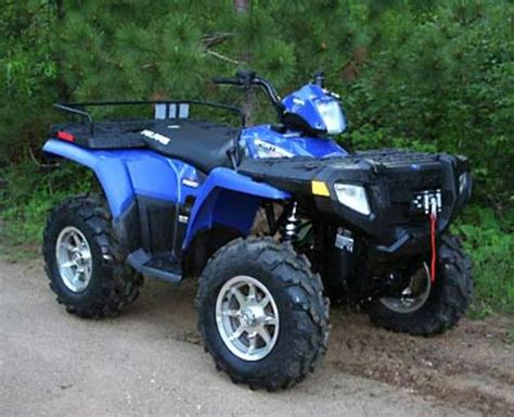 Polaris Atvs And Light Utility Vehicles Trail Blazer