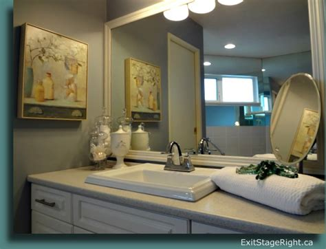 vancouver stagers top  staging tips   staged bathroom