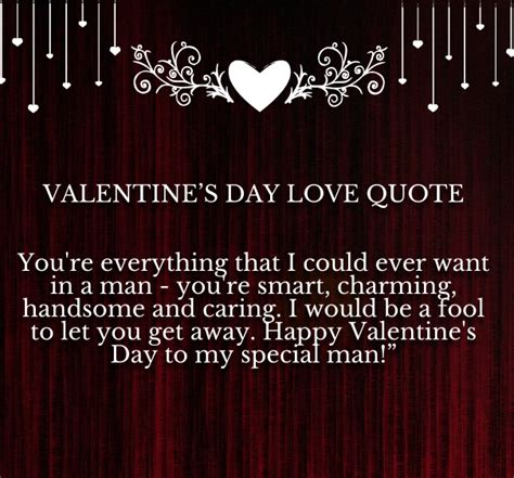 what to say on valentines day s day quotes for him husband boyfriend