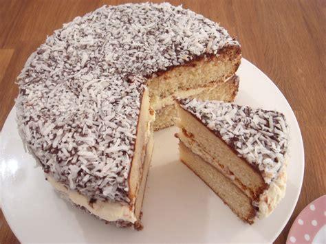 Kuchen Torte by Butter Hearts Sugar Lamington Cake