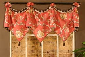Kitchen Curtain Sewing Patterns Emily Curtain Valance Sewing Pattern