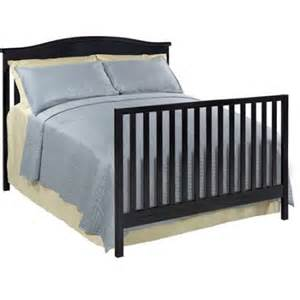 4 In 1 Crib With Changing Table And Dresser Delta Bailey 4 In 1 Fixed Side Crib And Changing Table Combo Black Walmart