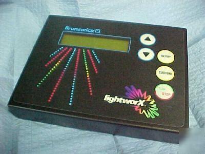 New Brunswick Lightworx Light Show Led Controller Light Show Controller
