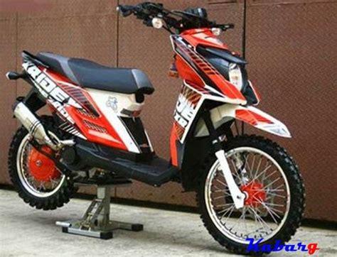 Sparepart Yamaha X Trail tata cara modifikasi dan kumpulan gambar trail yamaha x