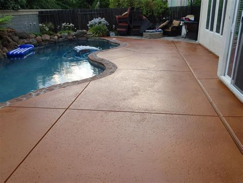 Concrete Colors For Patios by Patio Furniture Paint Colors Home Design Ideas
