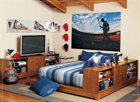 bedrooms for teenage guys 25 room designs for teenage boys freshome com