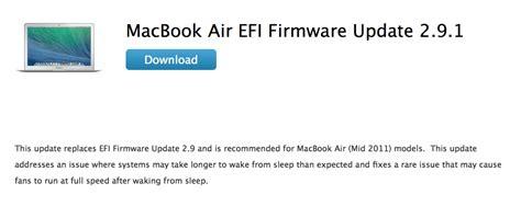 Air 2 Update แอปเป ลออก macbook air efi firmware update 2 9 1 แล ว iphone apptube