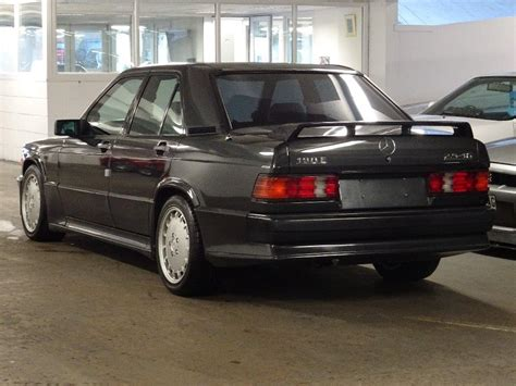 mercedes cosworth for sale used 2017 mercedes 190 190e 2 5 16v cosworth lhd for