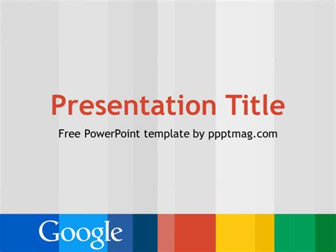 Templates For Google Presentation | free google powerpoint template pptmag