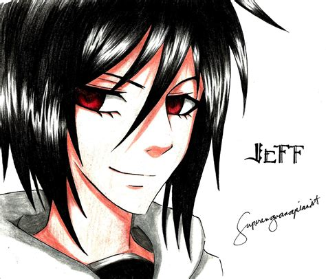 Anime Jeff The Killer by The Psychotic Killer A K A Jeff By Superenguanapianist On