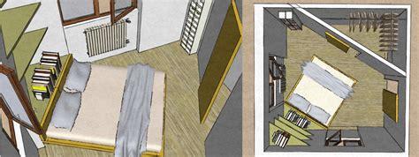 cabina armadio triangolare matrimoniale piccola come la arredo cose di casa