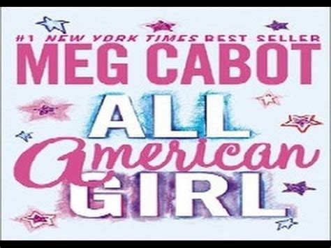 Book Review Of Babble By Meg Cabot by Book Rap Entry All American By Meg Cabot