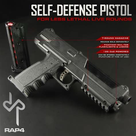 non lethal self defense guns what is the best device for