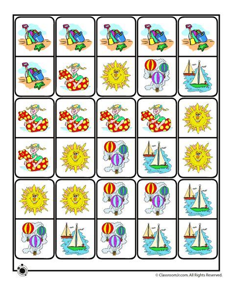 domino for kids children educational game printable printable summer dominoes woo jr kids activities