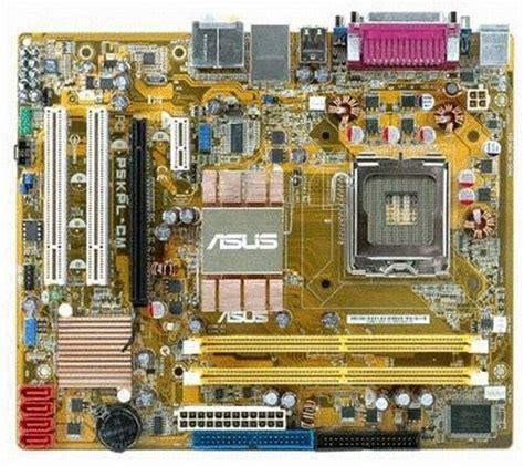 Mainboard Motherboard G31 Ddr2 All Merk p5kpl cm lga775 intel g31 ddr2 800 intel asus motherboards
