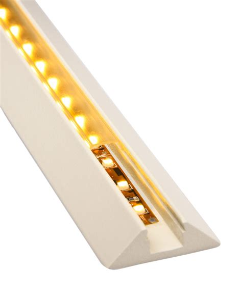 surface mounted led strip lights angled surface mount profile for led strip lights klus