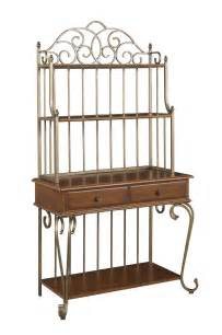 Images Of Bakers Racks Home Styles St Ives Bakers Rack By Oj Commerce 5051 615