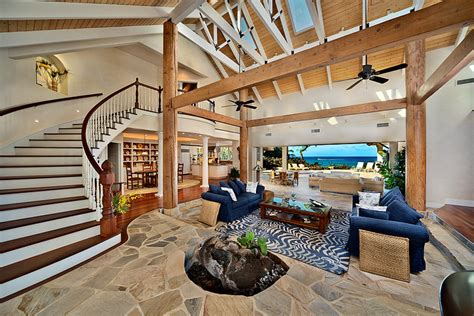 oceanfront luxury vacation homes hawaii usa 4 bedroom oceanfront luxury family