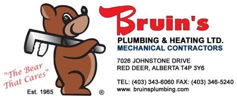 Bruins Plumbing by Bruin S Plumbing Heating Ltd Deer Ab 7026
