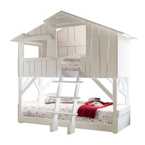 treehouse bunk bed kids treehouse bunkbed mathy by bols cuckooland