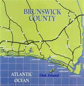 oak island real estate oak island nc map nautical
