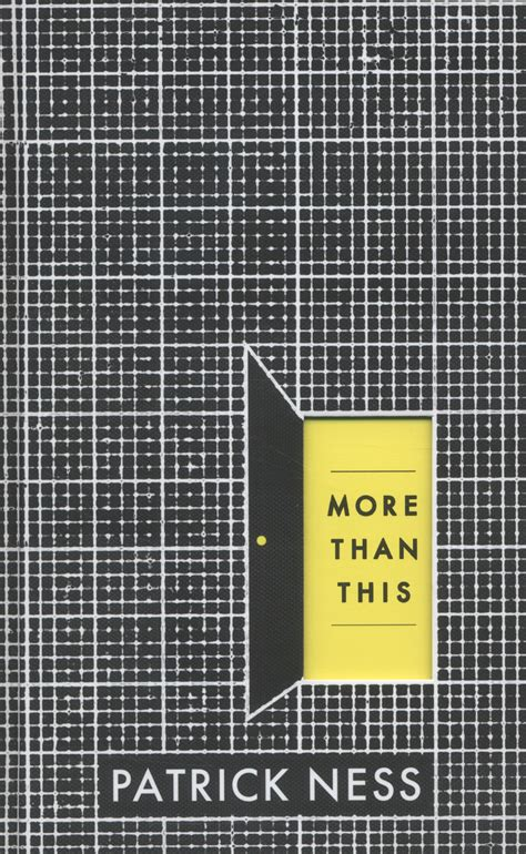 more than this 1406331155 more than this by ness patrick 9781406331158 brownsbfs