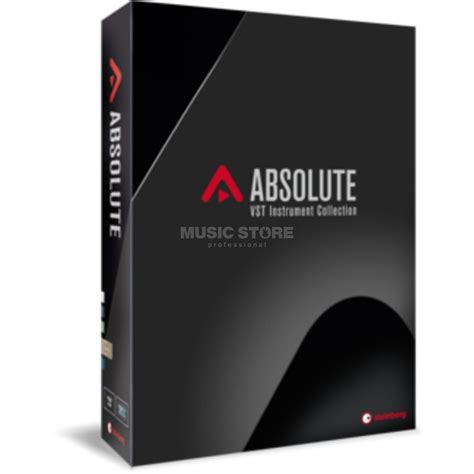 Steinberg Absolute Vst Collection 2 steinberg absolute 2 vst instrument collection