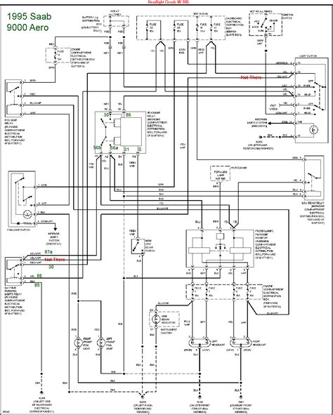 saab 9 5 wiring diagram stereo wiring diagram