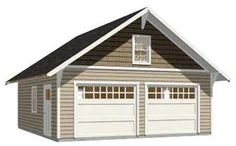 20 X 25 Garage Kits by Lumbermart Classic Garages