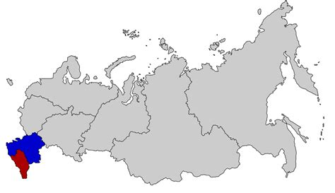 russia map png southern russia
